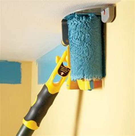 Ceiling Edging Tool by 20 Items That Are Borderline Genius Part 2