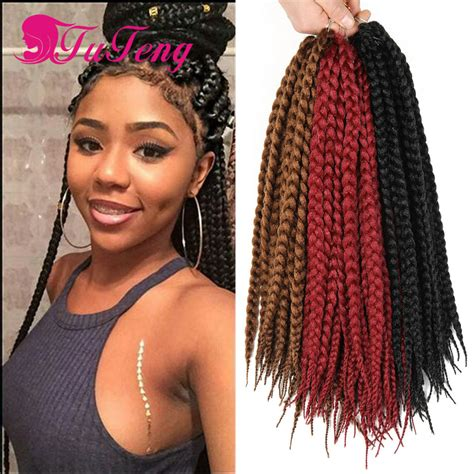 box braids hairstyle human hair or synthtic 52 best crochet braids hair styles with images fashion