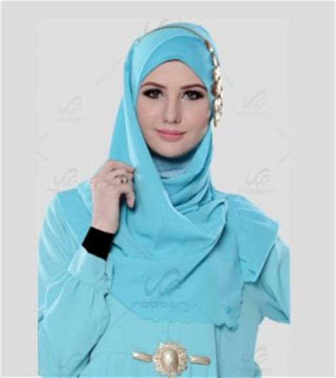 Jilbab Rabbani Fatin Sidqia 25 Model Rabbani Fatin Modern Terbaru 2018 Paling