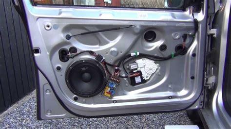 Front Door Speakers Front Door Speaker Change Golf Mk5 8 Quot Kit