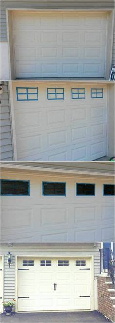 Best 25  Garage door update ideas on Pinterest   Garage