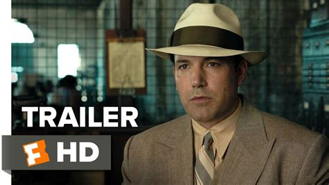 film terbaik ben affleck live by night official trailer 2 2016 ben affleck