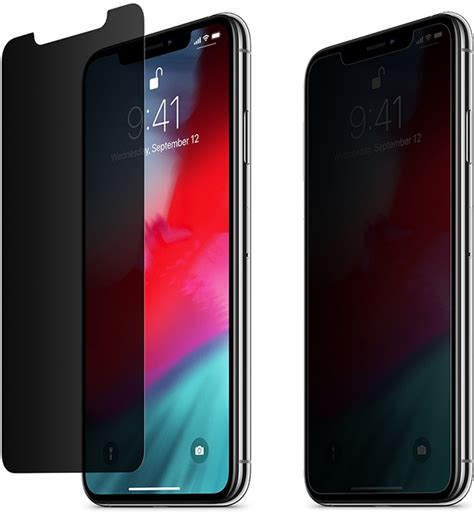 belkin releases privacy screen protectors for iphone xs xs max and xr macrumors