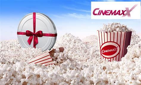 cinemaxx popcorn cinemaxx kinogutscheine g 252 nstig kaufen bei vente privee