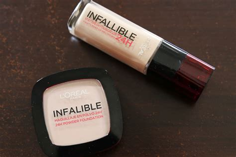 Foundation Loreal Infallible Liquid l oreal infallible makeup liquid foundation mugeek