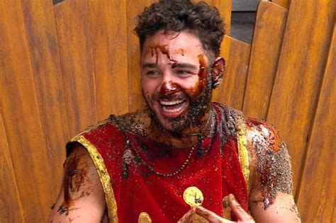 celebrity jungle tonight s trial i m a celebrity what happened to adam thomas on tonight s