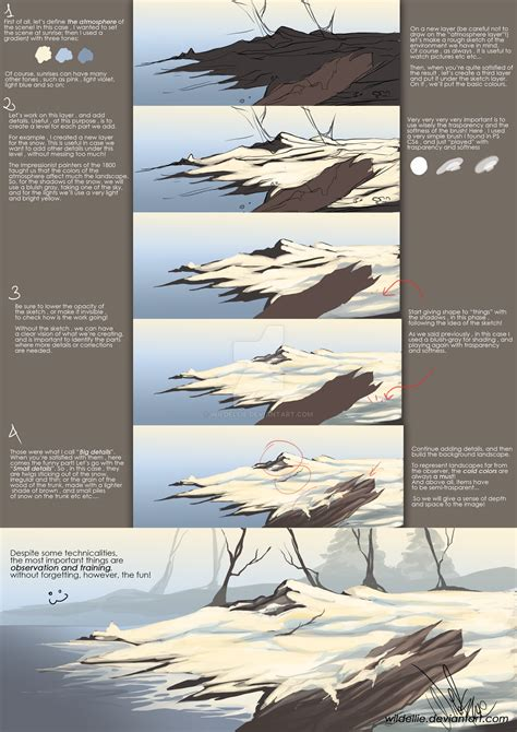 tutorial wallapaper natural background tutorial and tips by wildellie on