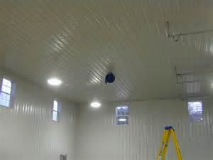 how to finish the inside of a pole barn pole barn interior finishes conestoga buildings
