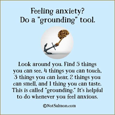 quote anxiety grounding karen solomon pinterest