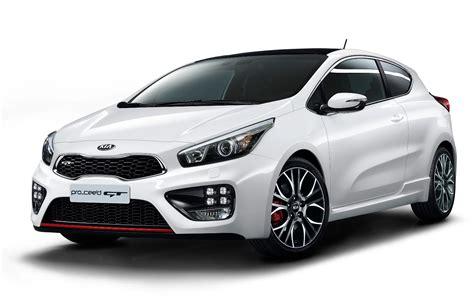 Kia Official Kia Pro Cee D Gt Official Specs Revealed Autoevolution