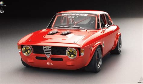 Alfa Romeo Classic by Alfa Romeo Giulia Gta Classic Version Is Simply