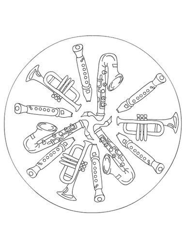 imagenes mandalas musicales recursos y actividades para educaci 211 n infantil con los que