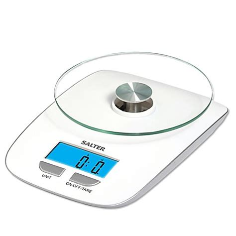 bed bath and beyond kitchen scale salter digital kitchen scale in white bed bath beyond