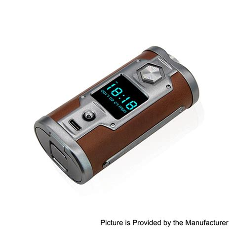 Authentich Sx Mini G Qlass 200w Mod By Yihi For Vaporizer authentic sxmini g class 200w brown tc vw variable wattage