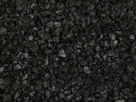 black granite chippings 6 10mm choice of aggregates at