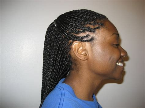 african hair braiding chicago single braid done by eva s yelp