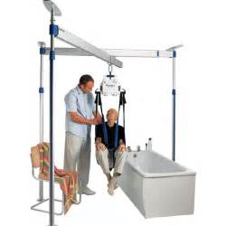 bhm voyager portable ceiling lift model 98000