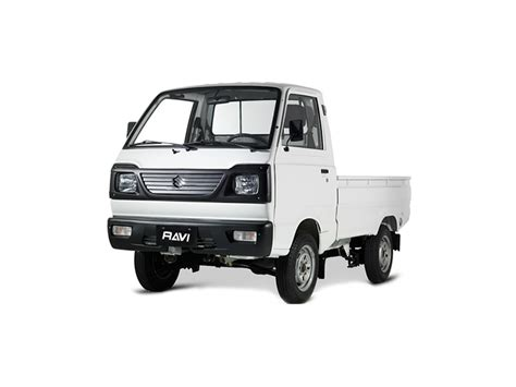 Suzuki Carrier Compare Suzuki Ravi And Faw Carrier In Pakistan Pakwheels