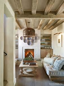 Farmhouse Interior Design Desert Farmhouse With Warm Traditional And Rustic Interiors Digsdigs