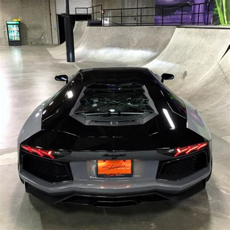Lamborghini Aventador Upgrades Nyjah Huston Upgrades His Lamborghini Aventador