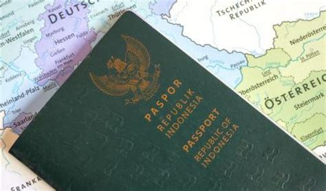 fungsi membuat paspor cara membuat e paspor di indonesia subroto yang