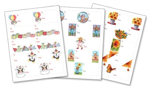 free printable gift tags for all occasions all occasion printable gift tags
