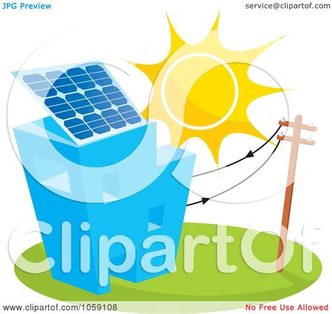 royalty free solar panel clip art vector images free solar panel clipart 71