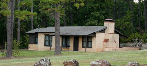 Daingerfield State Park Cabins by Daingerfield State Park Parks Wildlife Department