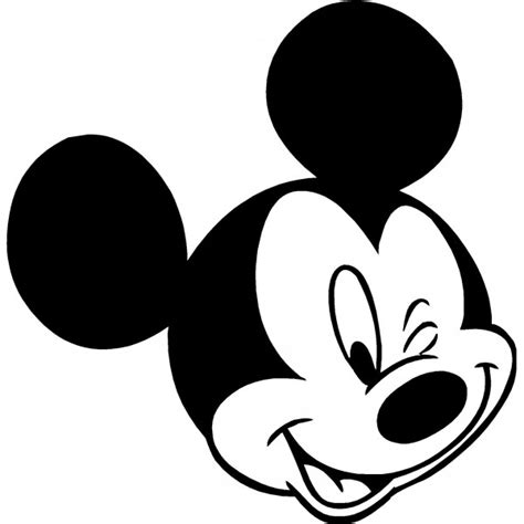 Mickey Mouse Silhouette Clip by Clip Mickey Mouse Clipart 2 Cliparting