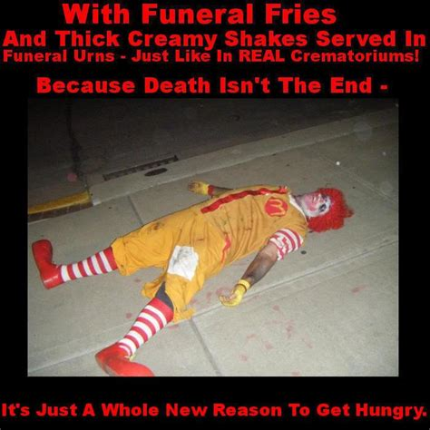 ronald mcdonald quotes quotesgram