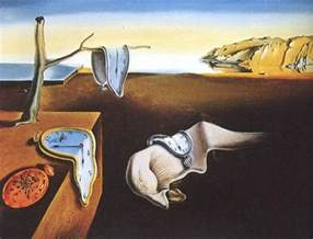 Two Chairs No Waiting Surrealist Paintings By Spanish Artist Salvador Dali