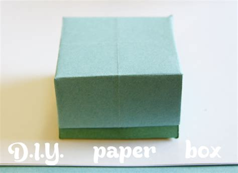 How To Make Gift Boxes Out Of Paper - ponycat