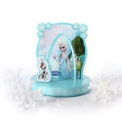 frozen cake decorations laurensthoughts