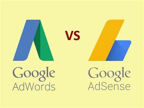 adsense or adwords perbedaan antara google adwords dan google adsense