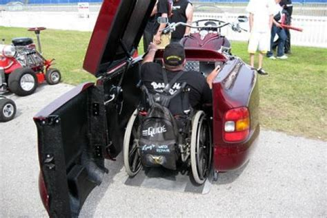 how wheelchair motorcycles adaptive equipment gives