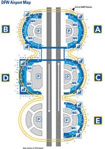dallas airport map aa guide dfw dallas fort worth int airport mct