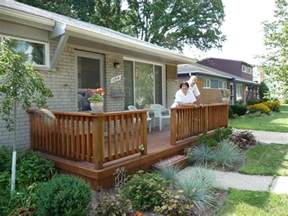 25 best ideas about front deck on pinterest deck small decks and simple deck ideas