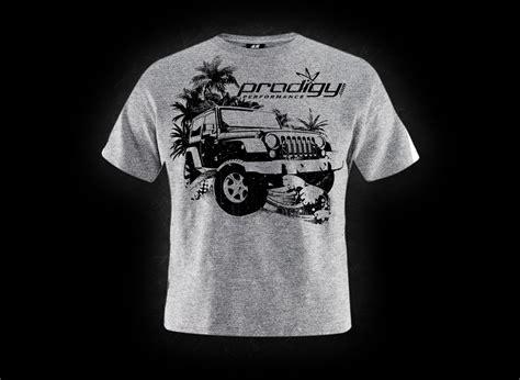 Jeep T Shirts Prodigy T Shirts Prodigy Performance