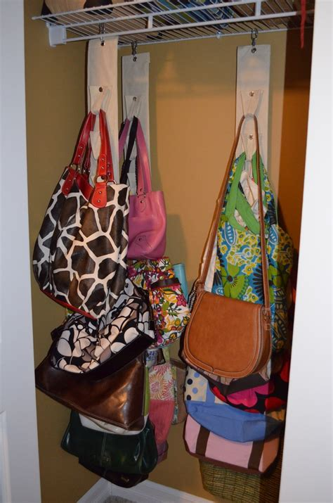 purse closet organizer avon sold the purse organizer that i in an