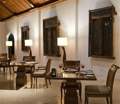 Dining Room Zanzibar Villa Resort With A Multicultural Design