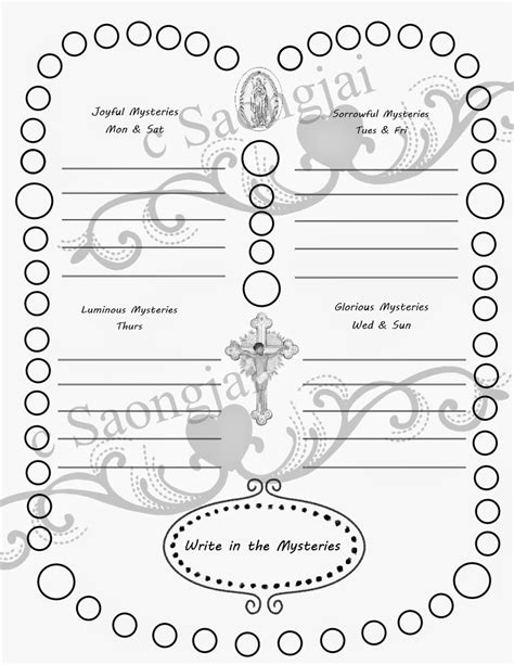 praying the rosary coloring sheets coloring pages