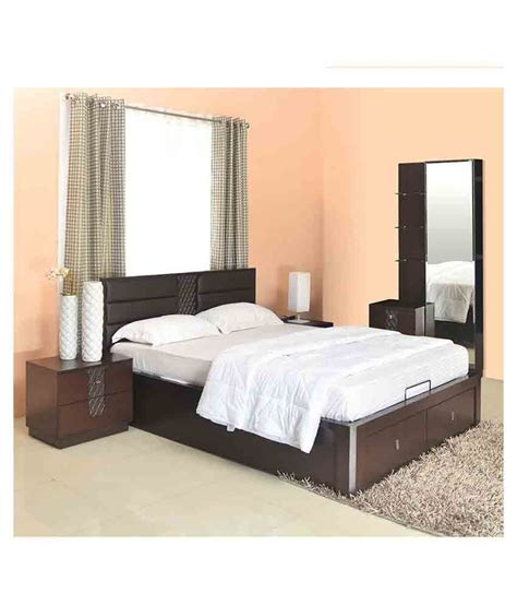 buy bedroom furniture set online home by nilkamal triumph storage queen size bedroom set buy home by nilkamal triumph storage