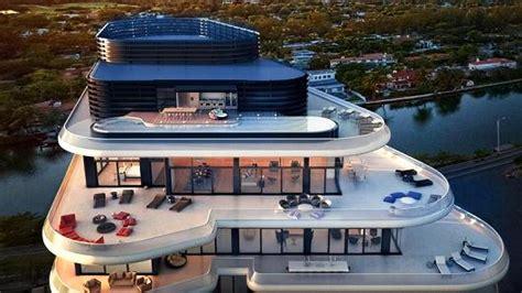787 Floor Plan the new billionaire beach bunker in miami