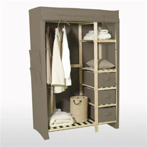 canvas and wood wardrobe china wooden wardrobe with cotton canvas cover china