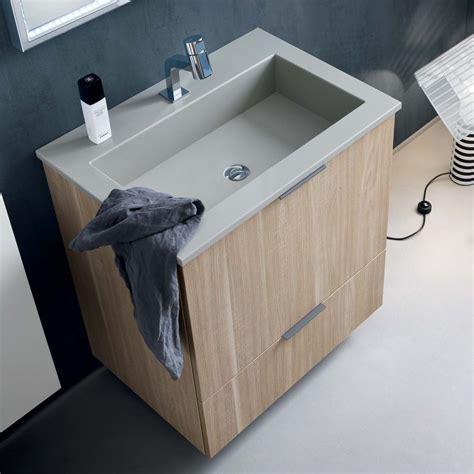 mobili per lavandino bagno lavabo bagno quale materiale scegliere