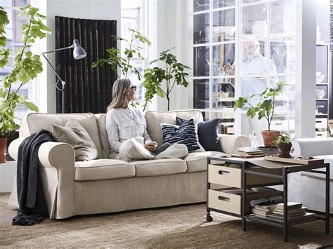 ikea ledersofa gebraucht nockeby 2er sofa ikea