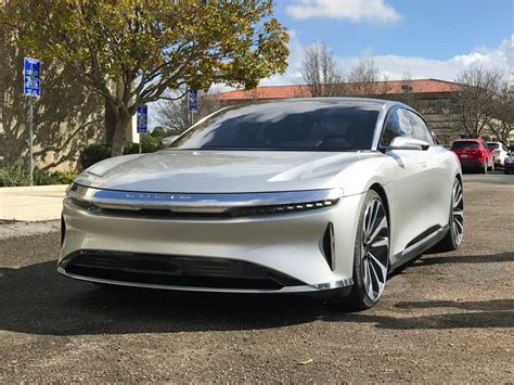 best lucid lucid air electric car review photos business insider