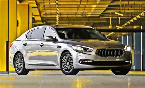 kia luxury kia quoris luxury sedan to make australian debut photos