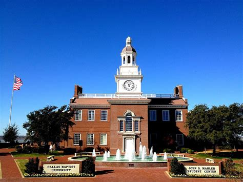 Bc Mba Tuition by Dbu Dallas Baptist Admissions Act Tuition