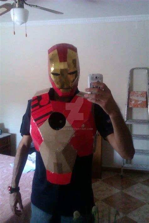iron man cosplay chest progress yonato deviantart